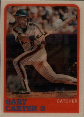 Photo of 1988 Sportflics #28 Gary Carter