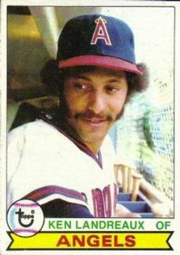 Photo of 1979 Topps #619 Ken Landreaux RC