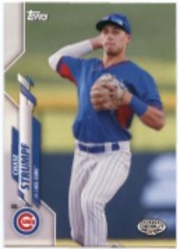 Photo of 2020 Topps Pro Debut #PD29 Chase Strumpf