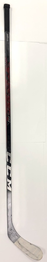 #77 Frank Vatrano Game Used Stick - Autographed - Florida Panthers