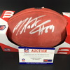 NFL - Ravens Mark Andrews Signed Authentic Football W/ 100 seasons Logo