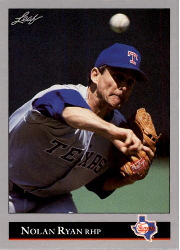Photo of 1992 Leaf #41 Nolan Ryan