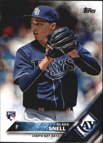 Photo of 2016 Topps Update #US67A Blake Snell RC