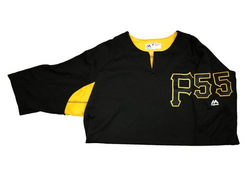 #55 Team-Issued Batting Practice Jersey