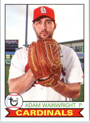 Photo of 2016 Topps Archives #198 Adam Wainwright