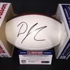 NFL -  JAGUARS WR DJ CHARK SIGNED PANEL BALL