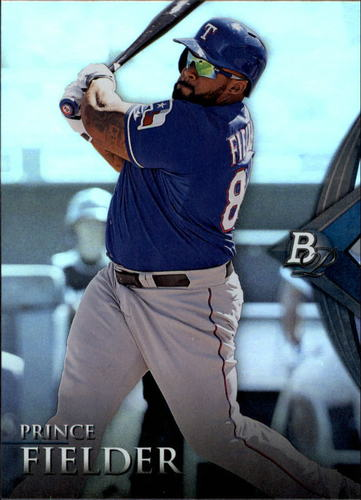 Photo of 2014 Bowman Platinum #69 Prince Fielder