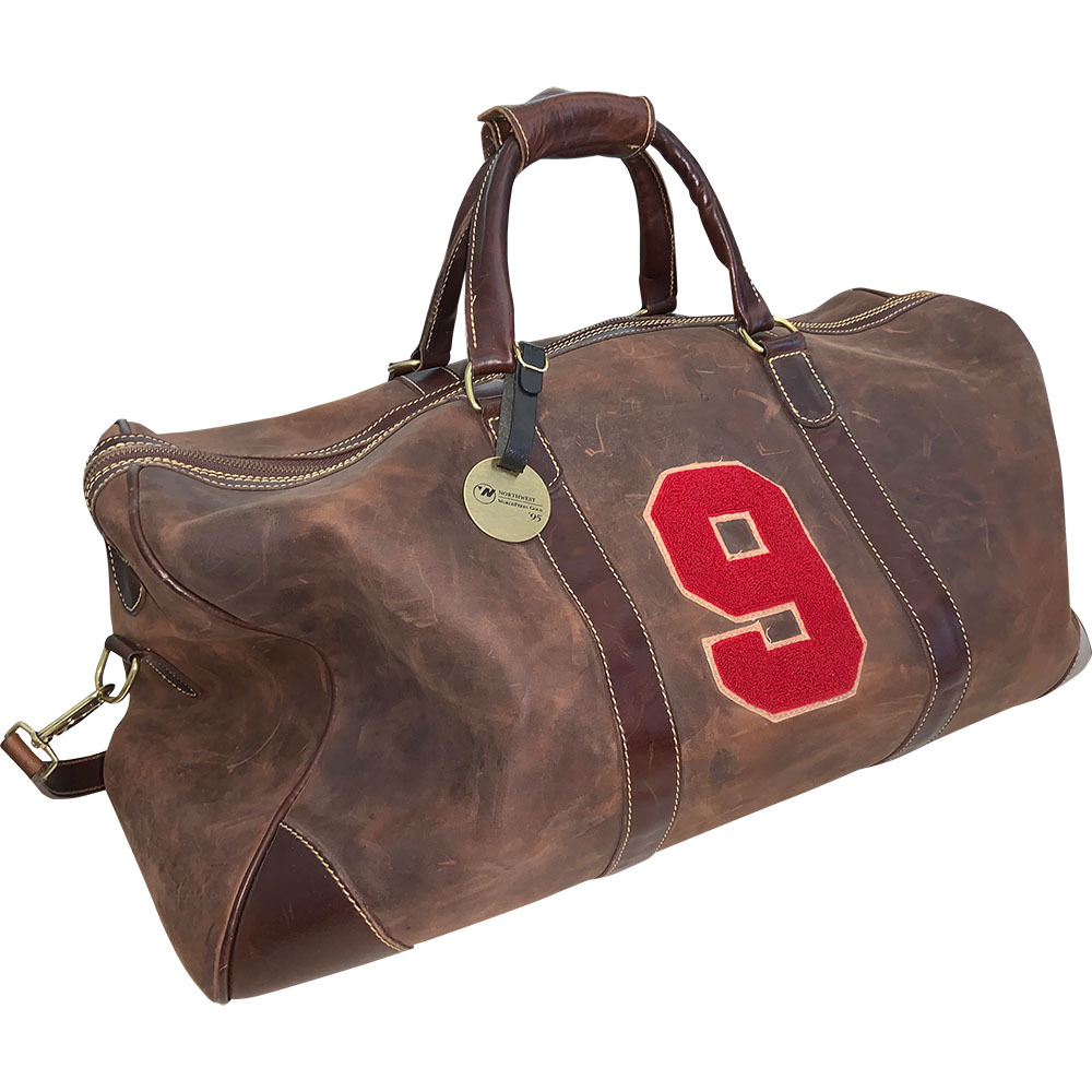 Roots #9 Carry Bag - Given to Gordie Howe by Roots