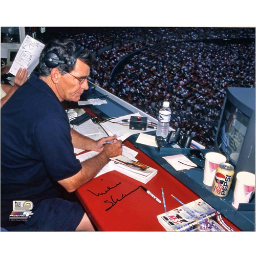 Photo of Cardinals Authentics: St. Louis Cardinals Mike Shannon Autographed Photo