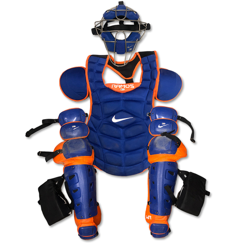 Photo of Wilson Ramos #40 - Team Issued Catcher's Gear - 2019 Season