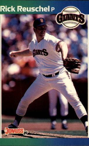 Photo of 1989 Donruss #335 Rick Reuschel