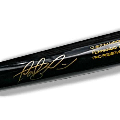 Photo of Fernando Tatis Jr. Autographed Authentic Game Model Bat
