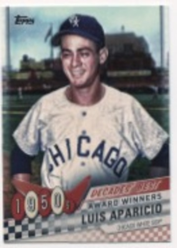 Photo of 2020 Topps Decades' Best #DB9 Luis Aparicio