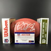 NFL - Rams Darrell Henderson Signed Authentic Football