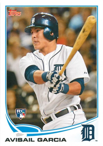 Photo of 2013 Topps #199 Avisail Garcia RC