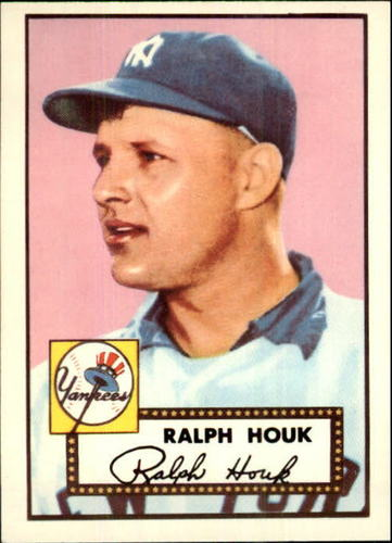 Photo of 1983 Topps 1952 Reprint #200 Ralph Houk