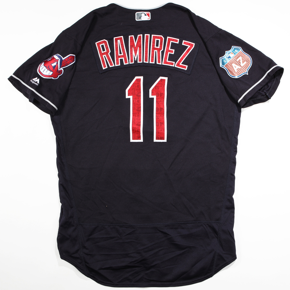 separation shoes 6b38b b2ebd MLB Auctions | 2016 Spring Training - Game-Used Jersey ...