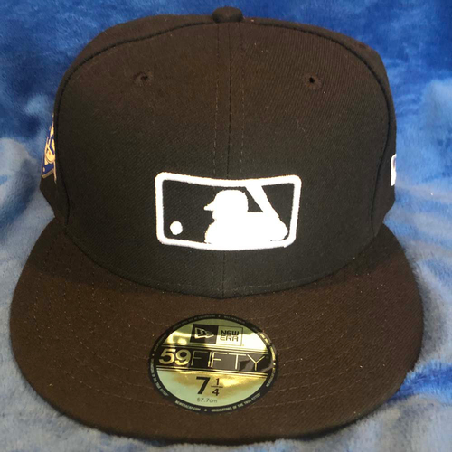 Photo of UMPS CARE AUCTION: MLB Specialty Jackie Robinson Day Umpire Cap, Size 7 1/4
