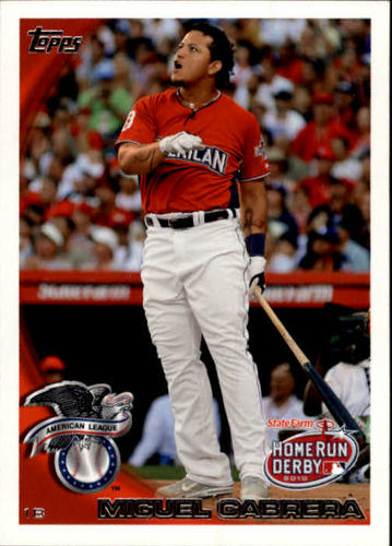 Photo of 2010 Topps Update #US326 Miguel Cabrera