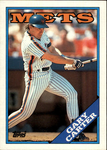 Photo of 1988 Topps #530 Gary Carter