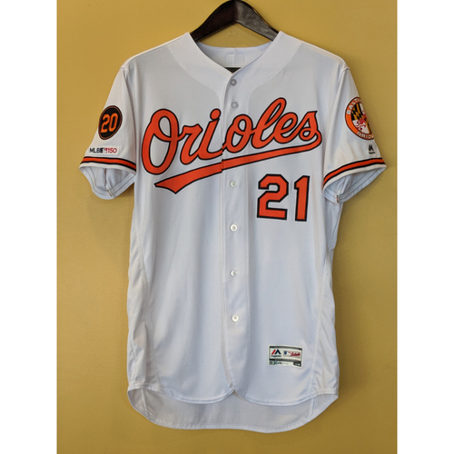 Austin Hays - Home Finale Jersey: Game-Used