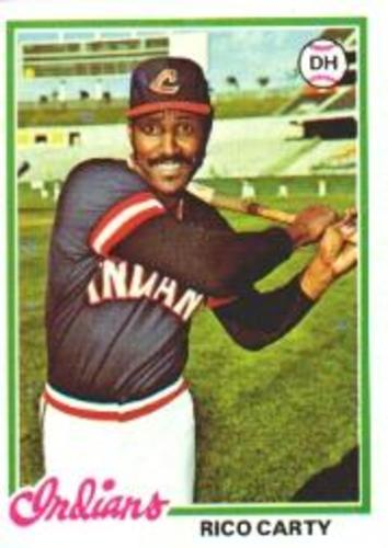 Photo of 1978 Topps #305 Rico Carty