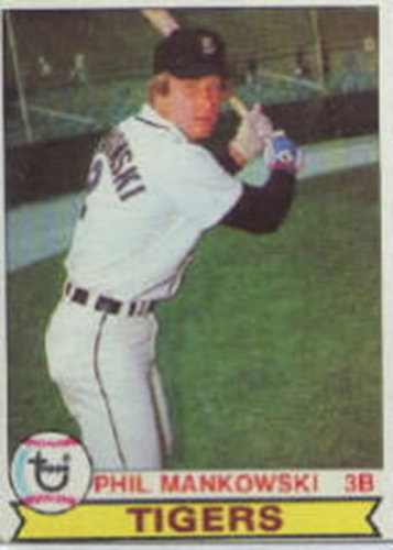 Photo of 1979 Topps #93 Phil Mankowski