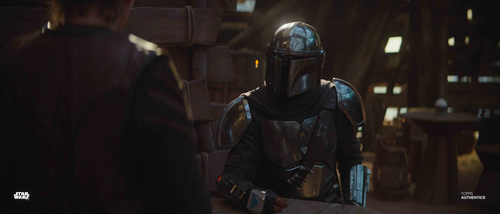 The Mandalorian and Common House Proprietor