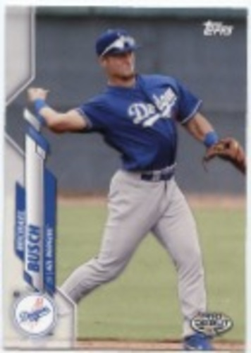 Photo of 2020 Topps Pro Debut #PD38 Michael Busch