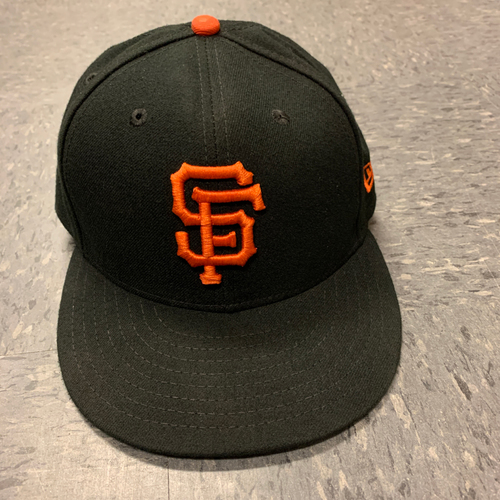 Photo of 2020 Game Used Regular Season Cap - #33 Darin Ruf - Size 7 1/4