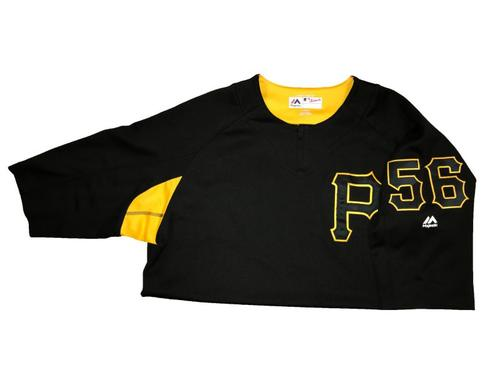 #56 Team-Issued Batting Practice Jersey