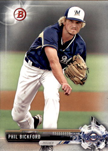 Photo of 2017 Bowman Prospects #BP49 Phil Bickford