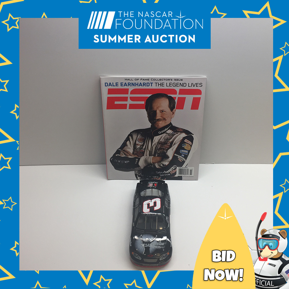 Dale Earnhardt, Sr. Fan Pack
