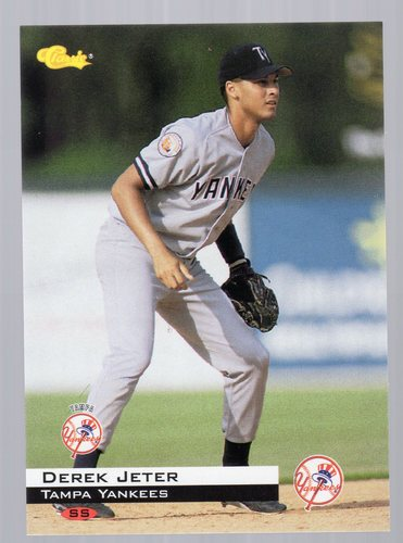 Photo of 1994 Classic #60 Derek Jeter