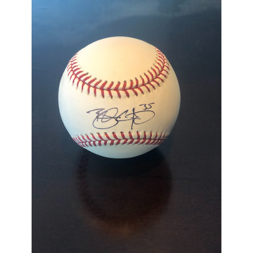 Photo of Giants Community Fund: Brandon Crawford Autographed Baseball