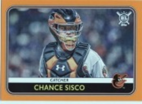 Photo of 2020 Topps Big League Orange #181 Chance Sisco