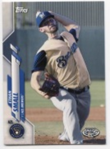 Photo of 2020 Topps Pro Debut #PD40 Ethan Small