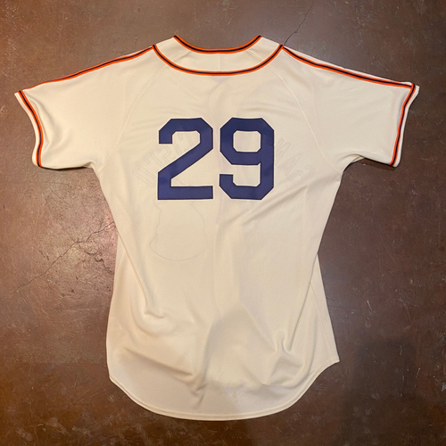 Photo of 2021 Game-Used or Team-Issued San Francisco Sea Lions Negro League Throwback Uniform - #29 Mike Tauchman - Size 46