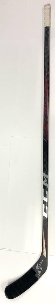 #7 Radko Gudas Game Used Stick - Autographed - Florida Panthers