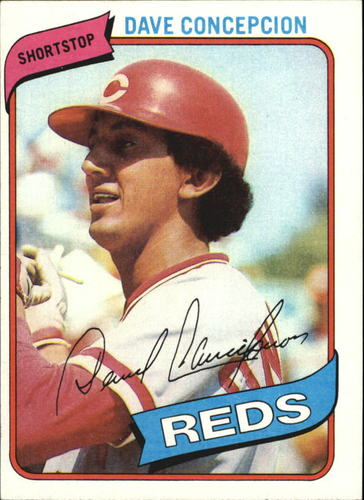 Photo of 1980 Topps #220 Dave Concepcion