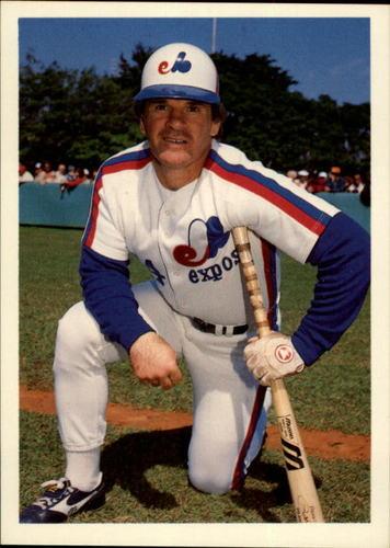 Photo of 1985 Topps Rose #51 Pete Rose/Enjoy traveling