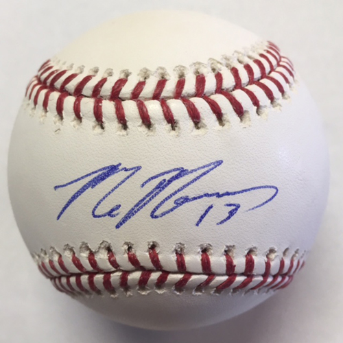 Photo of Max Muncy Autographed Baseball
