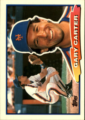 Photo of 1988 Topps Big #37 Gary Carter