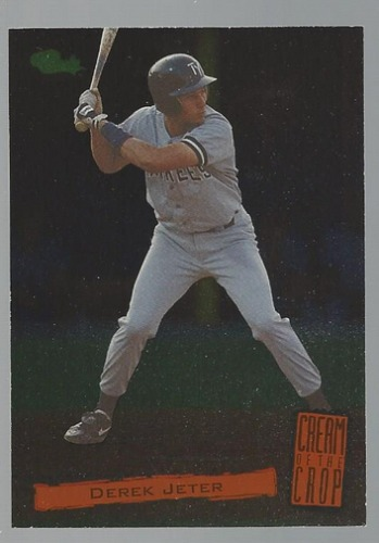Photo of 1994 Classic Cream of the Crop #C17 Derek Jeter