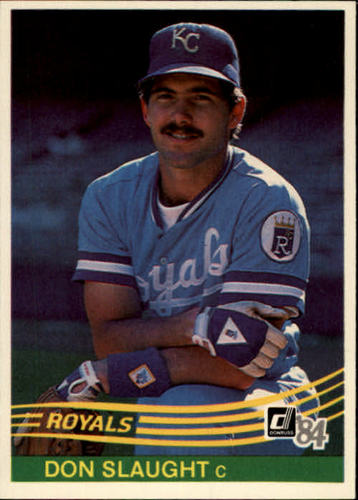 Photo of 1984 Donruss #419 Don Slaught