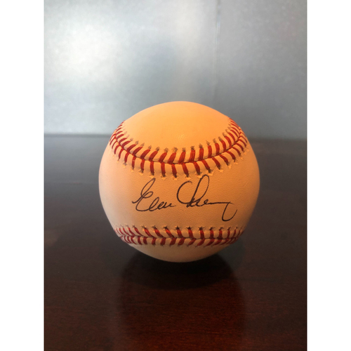 Giants Community Fund: Evan Longoria Autographed Baseball