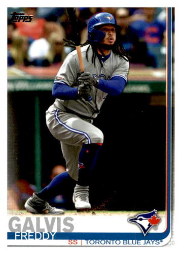 Photo of 2019 Topps Update #US118 Freddy Galvis
