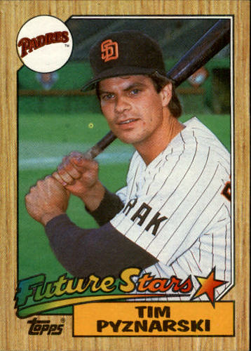 Photo of 1987 Topps #429 Tim Pyznarski