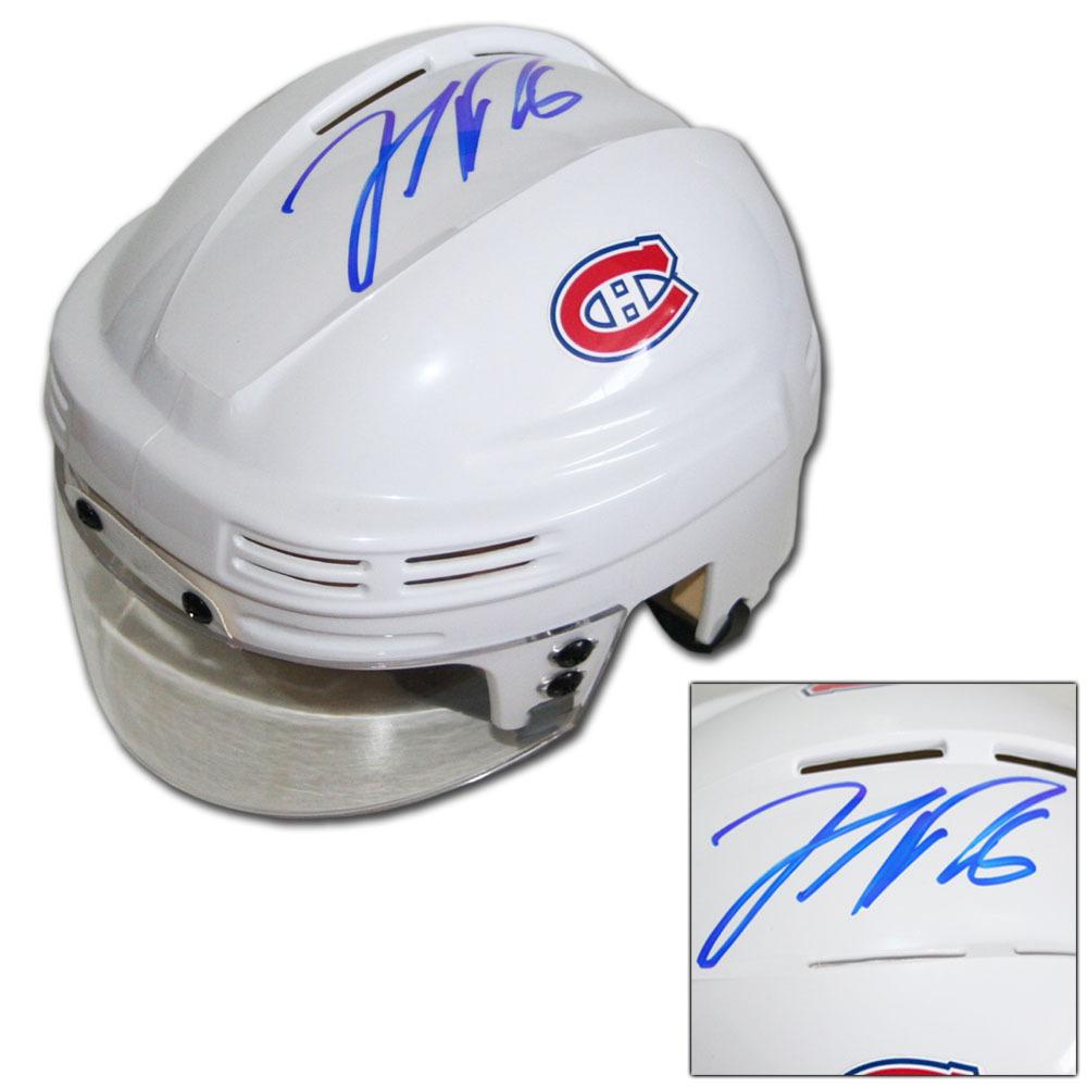 P.K. Subban Autographed Montreal Canadiens Mini-Helmet