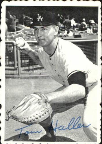 Photo of 1969 Topps Deckle Edge #23 Tom Haller